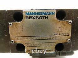 Rexroth Hydraulique 4wrz16w1-150-51 Vanne Solénoïde Directionnelle Proportionnelle 3prep6