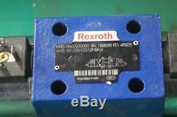 Rexroth Hydraulique De Contrôle Directionnel Valve R900930080