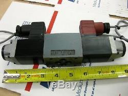 Rexroth Hydraulique Directionnel Électrique Électrovanne De Régulation 4we6d5170fag24