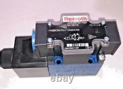 Rexroth Hydraulique Valve Directionnelle 4we6c62 / Ew110n9dav62