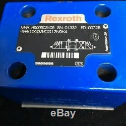 Rexroth R900503405 Hydraulique Directionnel Vanne De Régulation