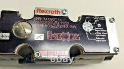 Rexroth R900907114 Valve Directionnelle Proportionnelle 4wree 6 E32-22/g24k31/a1v