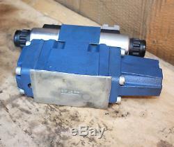 Rexroth R900955887 3drep 6-c2025eg24n9k4m Hydraulique Directionnelle Vanne Pilote