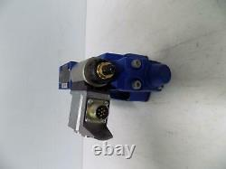 Rexroth Valve De Commande Directionnelle Hydraulique R901218100 Nnb
