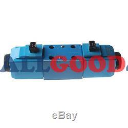 Solenoid 02/332169 Pour Eaton Vickers Hydraulique Solenoid Valve 12v Directionnel