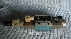Soupape De Commande Directionnelle Hydraulique, Soupape Proportionnelle, Bosch 0 811, Utilisé
