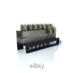 Stock Us Lesu 1/14 Benne Chargeur 7ch Contrôle Directionnel Hydraulique Valve