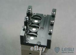 Stock Us Lesu Directionnel 3ch 1/14 Valve Hydraulique Benne Chargeur Dump