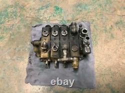 Valve De Commande Directionnelle Hydraulique Husco 4-bobinemodel #5000-d89hhhyster S50xl