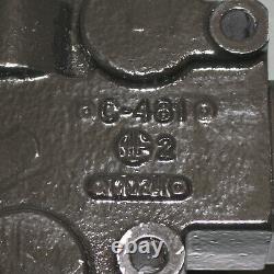 Vanne De Commande Hydraulique Directionnelle Prince Rd512aa5a4b1, 3 Way 3 Position, 3/4