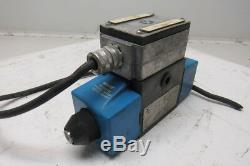 Vickers 02-119493 Dg4s4lw 012c B60 Directionnel Hydraulique Valve 120v Bobine