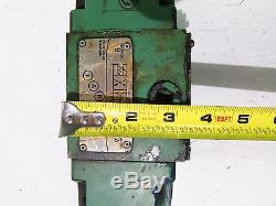 Vickers 434917 Dg4s4 016c Wb 50 Hydraulique Directionnel Vanne De Régulation Bonne