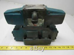 Vickers Dg5s4 062c 51 Hh Hydraulique De Commande Directionnelle Valve 3000 Psi 24vcc