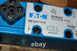 Vickers / Eaton Dg4v 3 0c Mu A6 60 Hydraulique Directionnel Soupape De Commande