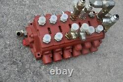Wajax S097-25-2865 Soupape De Commande Directionnelle Hydraulique Hemtt Mk48 Crane