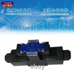 Yuken Dsg-01-2d2-a100-60 Valve De Commande Hydraulique Directionnelle #t22q Ys