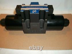 Yuken Spool-style 3 Valve Hydraulique De Commande Directionnelle 31 Gpm 4570 Psi, 70299